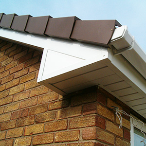 Soffits and bargeboards Stockport